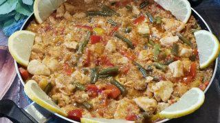 Hiszpańska Paella