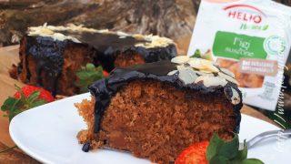 Tureckie ciasto z figami