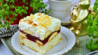 Ciasto Bajka bez pieczenia + FILM
