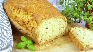 Ekspresowy chleb na mleku (bez drożdży i zakwasu) + FILM