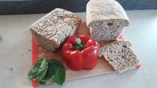 Chleb ziołowy pełnoziarnisty / Whole wheat herb bread