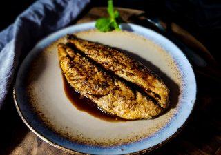 Sycylijska Makrela słodko-kwaśna