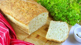 Chleb na suchych drożdżach z płatkami owsianymi + FILM