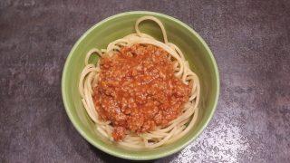 Spaghetti bolognese w wersji klasycznej