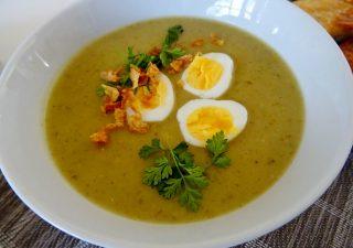 """Zupa """"Chwastówka pomorska"""" smaczne, zdrowe i darmowe"""