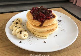 Puszyste pancakes, które rozpływają się w ustach!