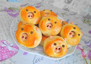 Bułeczki świnki