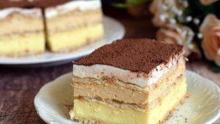 Ciasto Toffi bez pieczenia (a'la 3 bit)