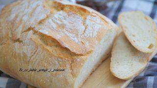 Chleb z gara - Chleb pszenny na drożdżach