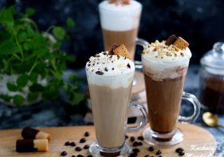 Smakowa kawa latte