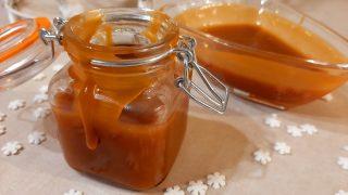 Sos karmelowy (polewa karmelowa)