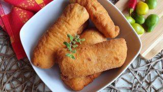 Paszteciki szczecińskie z mięsem