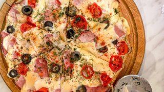 Ekspresowa Pizza w 5 Minut!