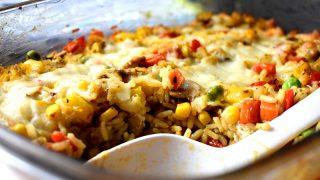 Zapiekanka wegetariańska + filmik
