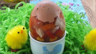 Jajka z Galaretki na Wielkanoc