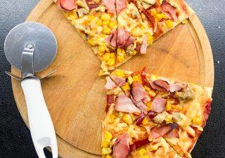 Pizza na Cieście z Lodówki