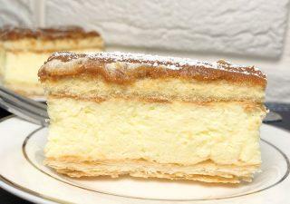 Ciasto krówkowa rozkosz