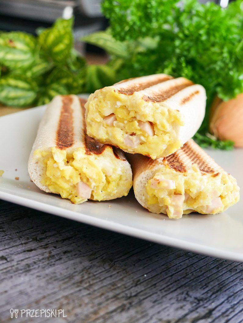 Jajeczne Hot-Dogi