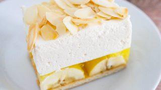 Bananowa Chmurka Bez Pieczenia