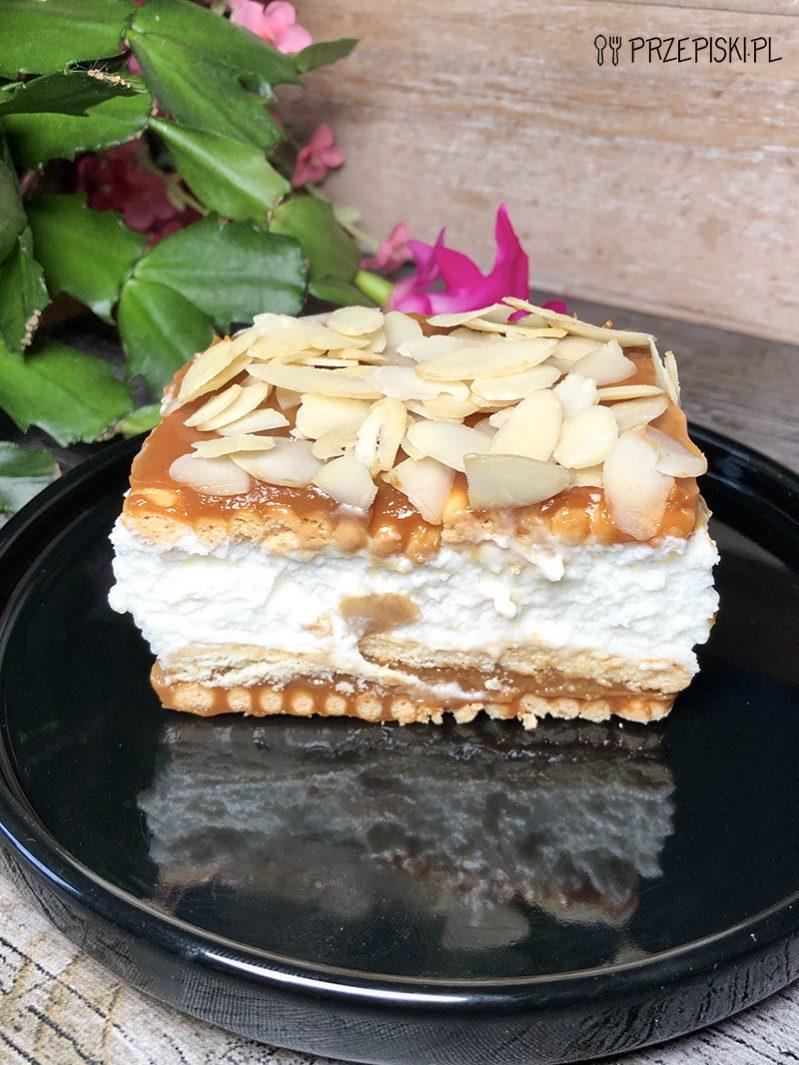 Ciasto Krówka Bez Pieczenia