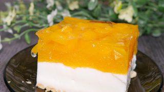Ciasto Podwójnie Brzoskwiniowe