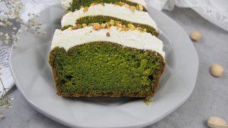 Ciasto szpinakowe z obłędnym kremem