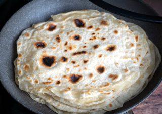 Tortilla - przepis na domową tortillę