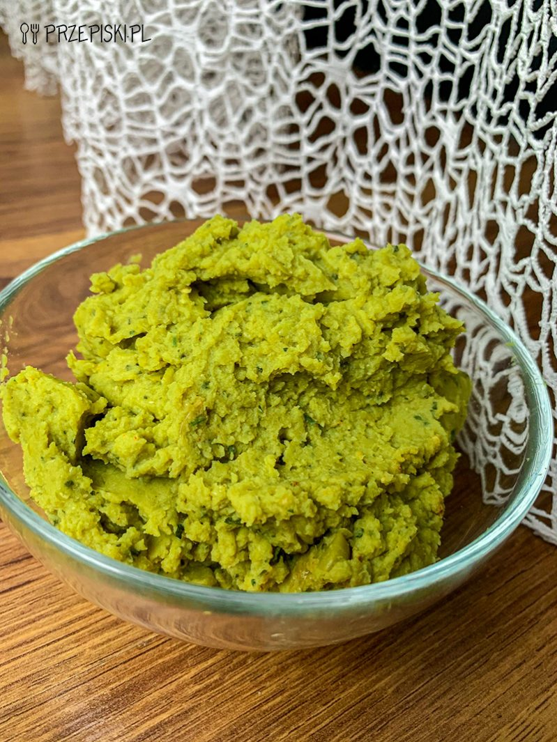 Guacamole z Groszku