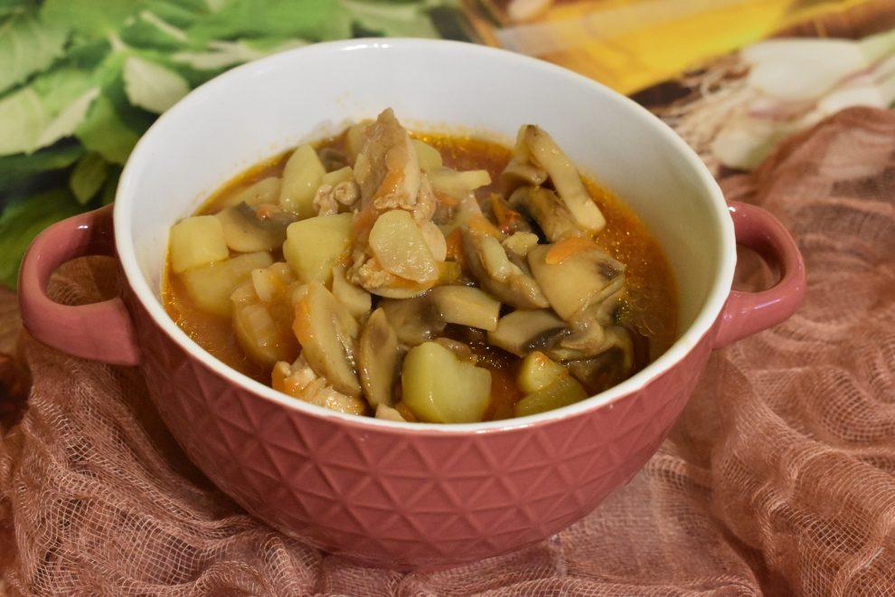 Zupa z Andaluzji