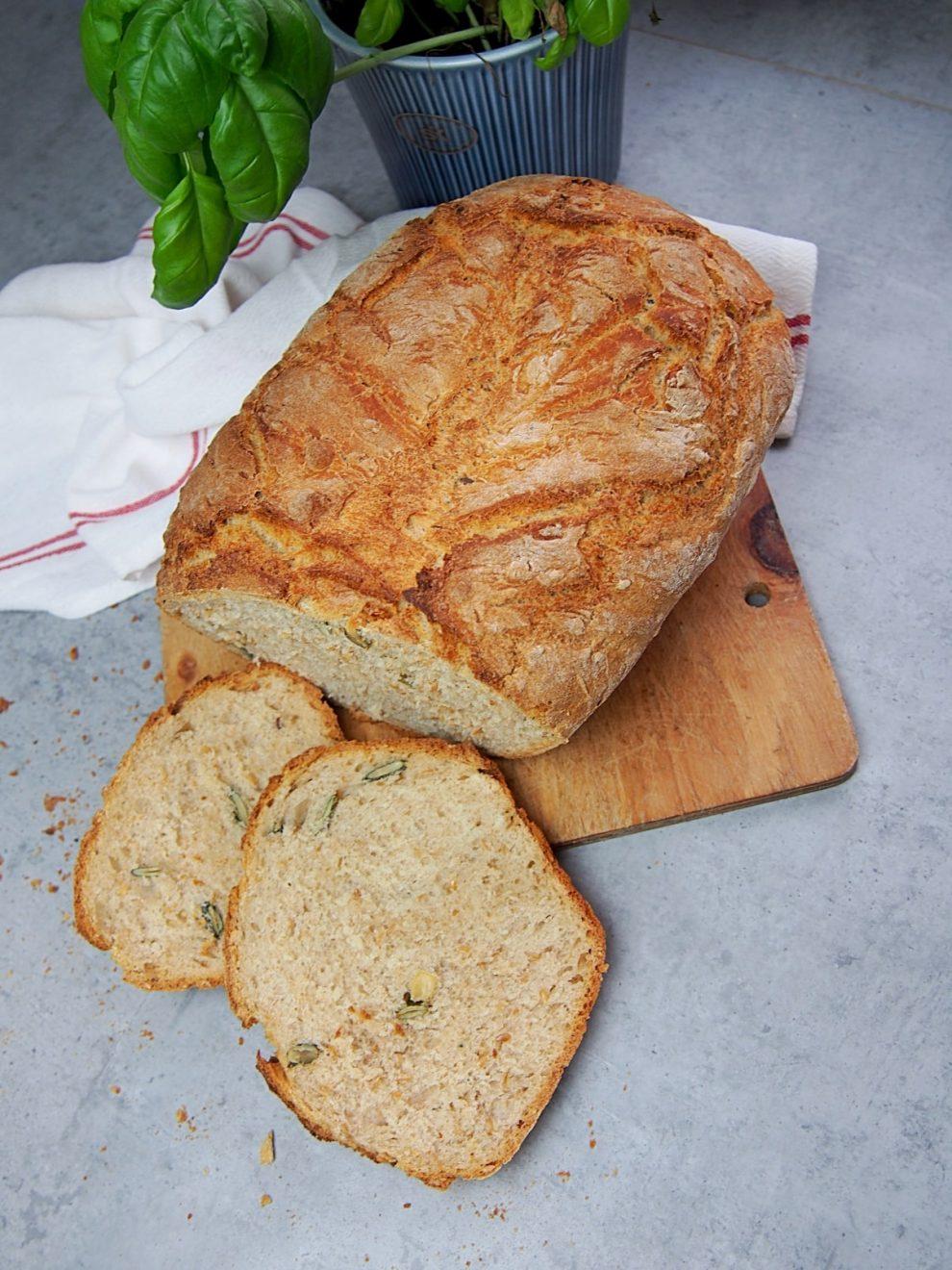 Najlepszy domowy chleb
