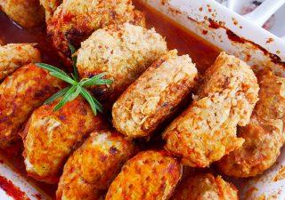 Gołąbki bez zawijania z młodej kapusty – szybki przepis na lekki obiad
