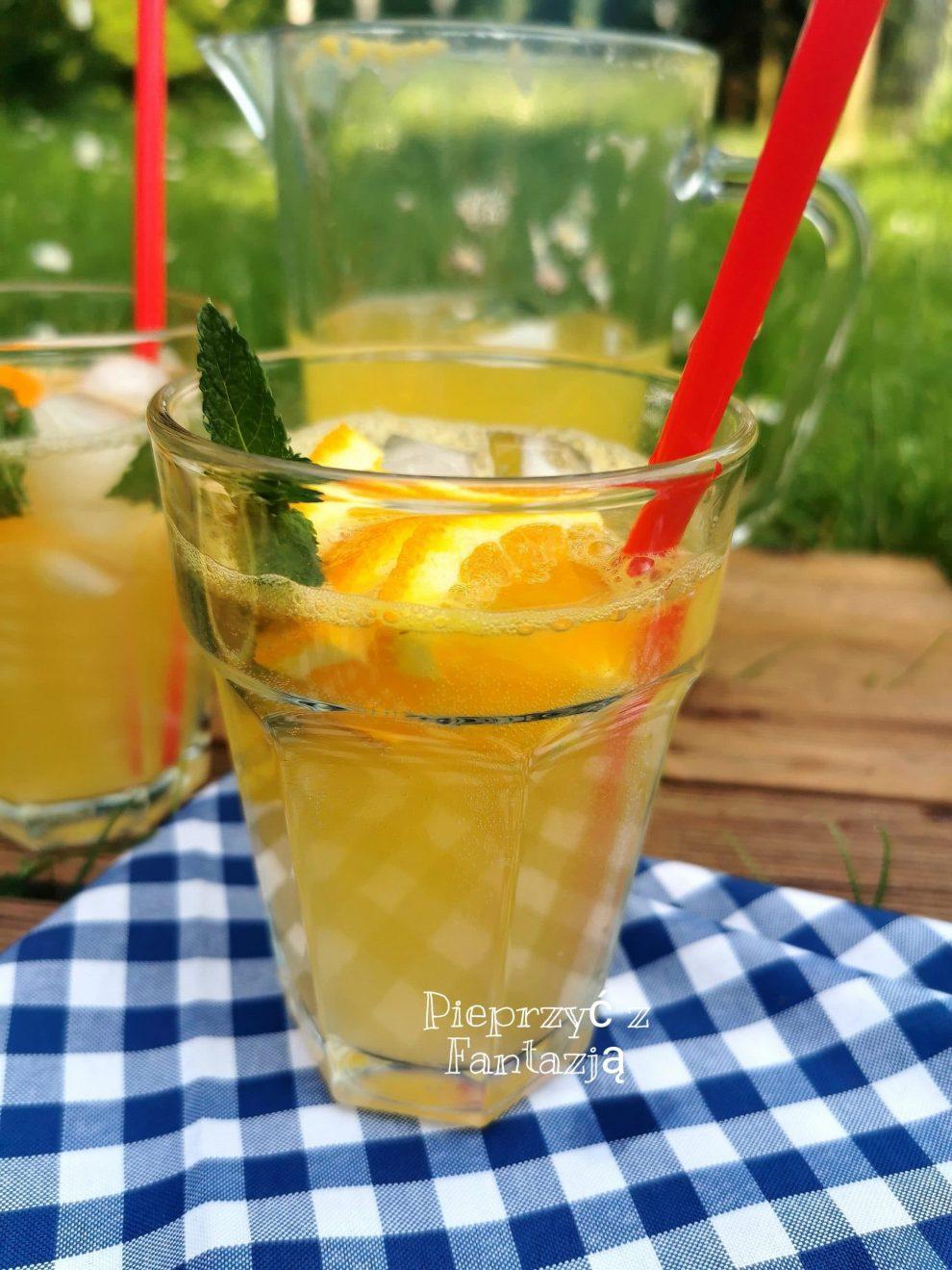 Lemoniada pomarańczowa