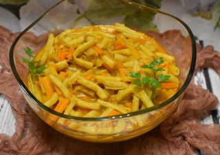 Fasolka Curry