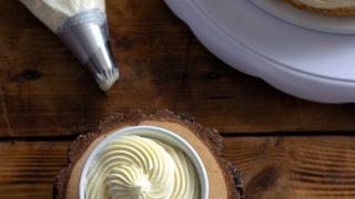 Krem do tortu z białą czekoladą