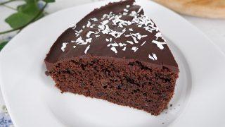 Pyszne ciasto murzynek