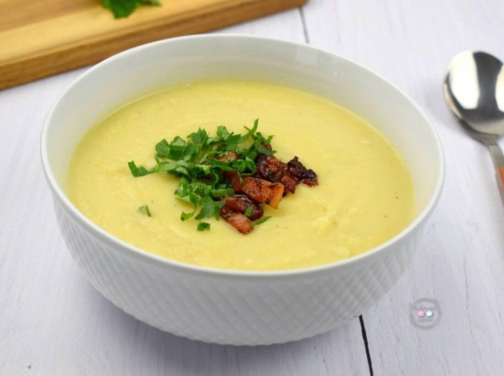 Zupa ziemniaczana krem